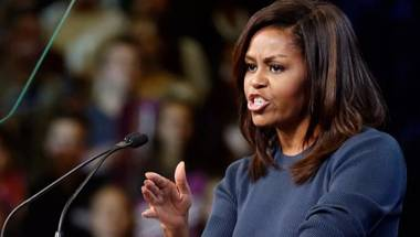 US Presidential Elections, Hillary Clinton, Donald Trump, Michelle Obama