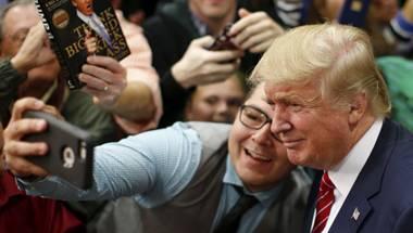 US Elections 2016, Donald Trump