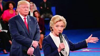 US Elections 2016, Liberals, Donald Trump