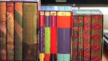 Amar Chitra Katha, The Hobbit, Harry Potter, Curriculum