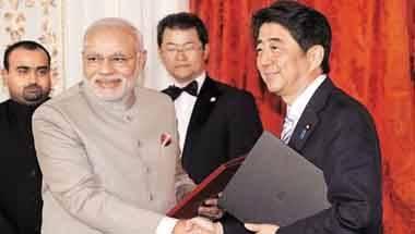 China, Shinzo Abe, Nuclear deal, India-Japan Ties