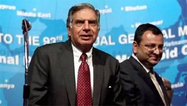 Cyrus Mistry, Ratan Tata, Tata Group