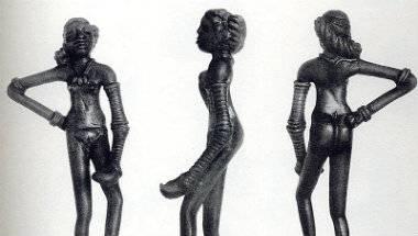 Shiva, Dancing Girl, Mohenjodaro