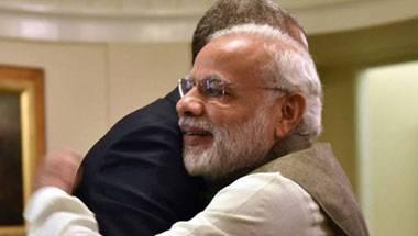 India's foreign policy, Narendra Modi, Donald Trump