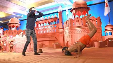 Agenda 2016, Ranveer Singh, Dance, Baba Ramdev