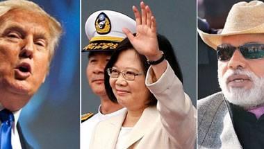 India-China Ties, Trump, Taiwan
