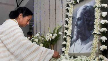 Rabindranath Tagore, West Bengal, Mamata Banerjee
