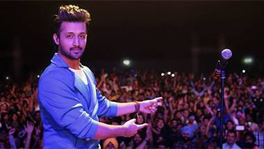 Sexual assault, Atif Aslam, Concert, Karachi