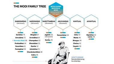 Family, BJP, Prime Minister, Narendra Modi
