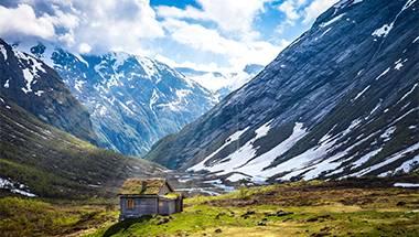 Mountain, Birthday Gift, Norway, Finland