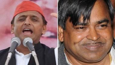Gayatri Prasad Prajapati, UP Polls, Akhilesh Yadav