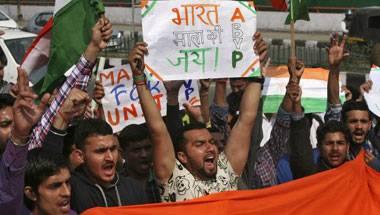 Anti-nationals, Ramjas college, ABVP