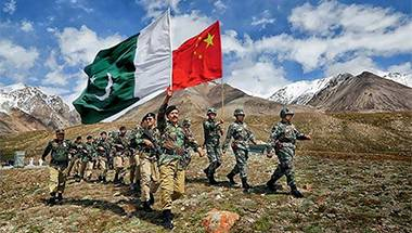 Terror, India, Pakistan, China