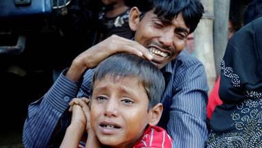 Myanmar, Bangladesh, Terrorism, Rohingya