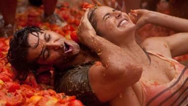 Festivals, La Tomatina, Holi