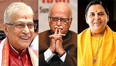 LK Advani, CBI, Ayodhya dispute, Ram mandir