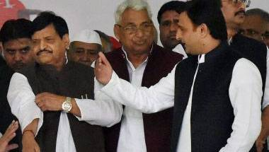 Akhilesh, Samajwadi Secular Morcha, Shivpal, Mulayam Singh Yadav