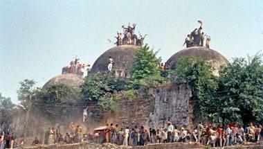 Architecture, Muslim, Hindu, Babri Masjid