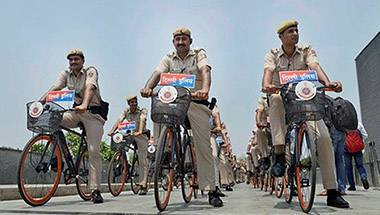 Drugs, Anti-nationals, Bicycles, Delhi Police