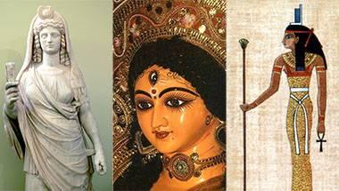 Goddesses, Mother's Day