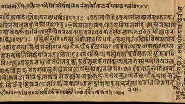 Sanskrit literature, Sanskrit