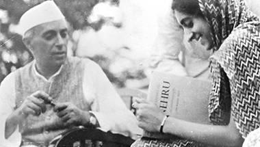 Nature, Letters, Jawaharlal Nehru, Indira Gandhi