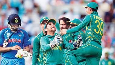 Virat Kohli, Champions Trophy 2017, ODI, India-Pakistan cricket