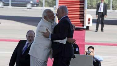 RSS, Netanyahu, Modi, India-Israel
