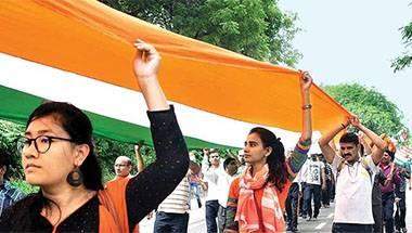 Patriotism, Mamidala Jagadesh Kumar, Tanks, JNU