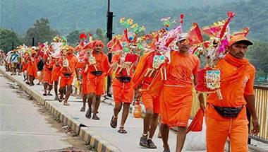 Nationalism, Drugs, Hindutva, Kanwariyas
