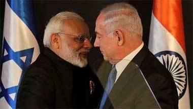 Israel, Modi in Israel, Narendra Modi, India-Israel ties