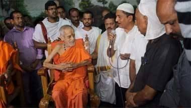 Beef, Hindutva, Hinduism, Pejawar Swami