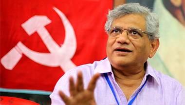 Left parties, Rajya Sabha, CPI(M), Sitaram Yechury