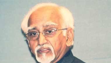 Intolerance, Indian Muslims, Hamid Ansari