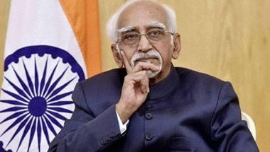 Democracy, Muslims, BJP, Vice-President