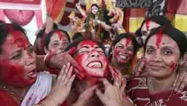 Muharram, Jawed Habib, Egg roll video, Durga Puja