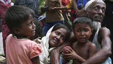 Taslima Nasreen, Sheikh Hasina, Myanmar, Bangladesh