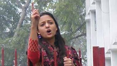 Snehesh Philip, Arnab Goswami, Republic TV, Shehla Rashid