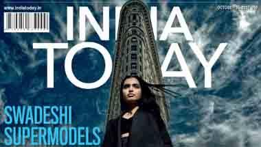 Swadeshi, Global fashion, Indian supermodels, Fashion