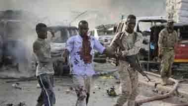 Terror strike, Al Shabab, Somalia, Mogadishu