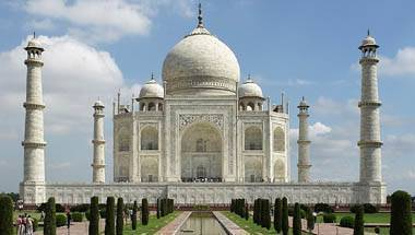 Taj Mahal, China, India, Soft Power