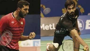 HS Prannoy, Kidambi Srikanth, Badminton, Badminton