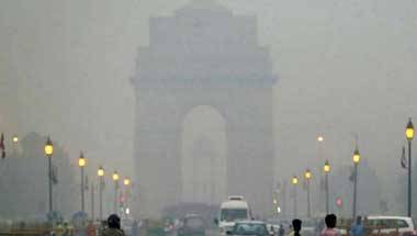 Firecracker ban, Delhi air pollution