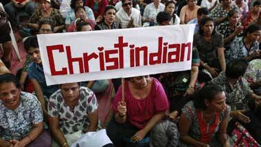 Hindu Right Wing, Forced conversions, Communalism, Attack on Christians