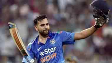 India Sri Lanka series, Rohit Sharma