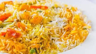 Pulao, Vegetarianism, Biryani