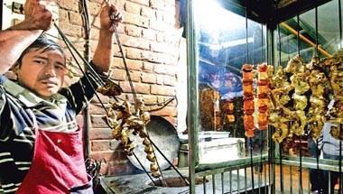 Vegetarianism, Meat, Delhi, BJP