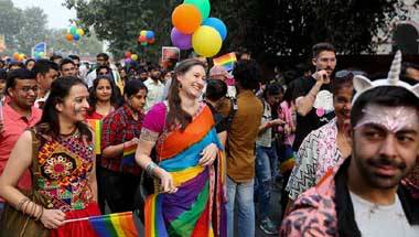 Pride parade, Gay rights, Ramchandra Siras, Section 377
