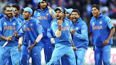 Rohit Sharma, Ravi Shastri, MS Dhoni, Cricket