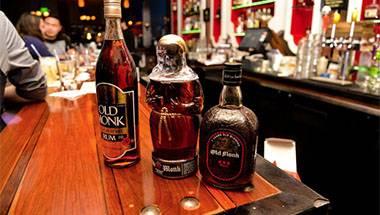 Alcohol, Mohan Meakin, Dark Rum, Old Monk